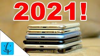 Какой iPhone купить в 2021 году? Лучший Айфон в 2021 году!