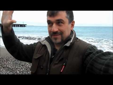 Абхазия зимой. Гагра, Пицунда, Лыхны.Мандариновый рай.Январь