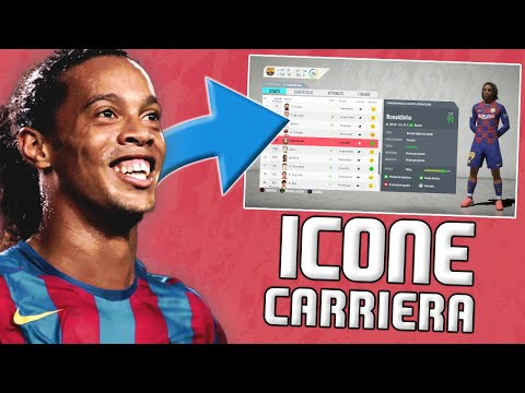 FIFA 20 ICONS | CARRIERA ALLENATORE Con Le ICONE!