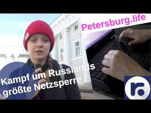 Kampf um Russlands Mega-Internetsperre