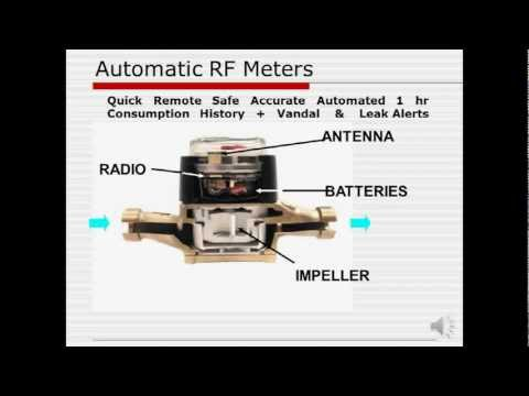 Fastest on Record Texas Wide Manual to Automatic Meter Reading Implementation AMR AMI