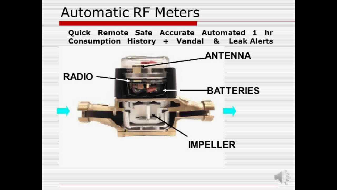 Automatic Meter Reading : Fastest on record texas wide manual to automatic meter
