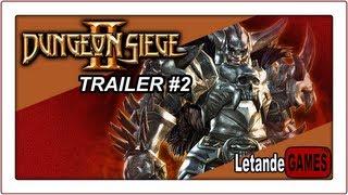 Dungeon Siege II: Trailer 2