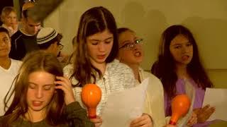 כמו-לולם - שיר ישראלי המוני במושב גמזו