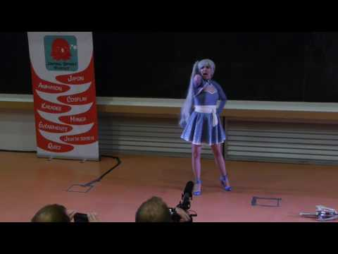 related image - Nihon Breizh Festival 2017 - Cosplay Dimanche - 16 - RWBY - Weiss Schnee