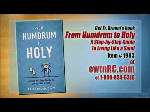 EWTN Live - 2018-05-23 - Fr. Ed Broom, Omv