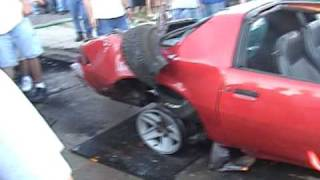 Nicks Camaro Tire Explosion