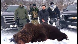 Спецназ против медведя | Опасная охота с Серегой Штык