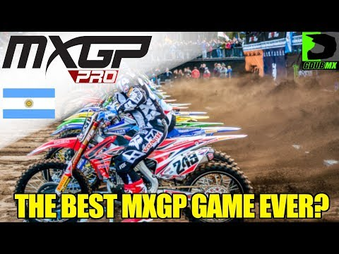 MXGP Pro | PC Career Episode 3 | Pro Physics | Medium AI | The best MXGP game ever?