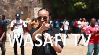 Shuhudia Uwezo wa huyu mtangazaji wa wasafi tv tishio Bongo