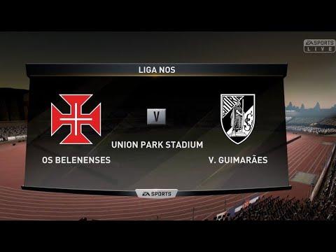 belenenses-sad-vs-vitória-de-guimarães-|portugal|-primeira-liga|hd-gameplay|