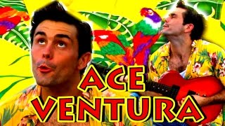 Ace Ventura Sings Nelly!