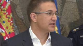 Stefanović o povredama i tužbi policajca