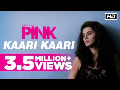 Kaari Kaari | PINK | Qurat Ul Ain Balouch | Amitabh Bachchan | Shoojit Sircar | Taapsee Pannu