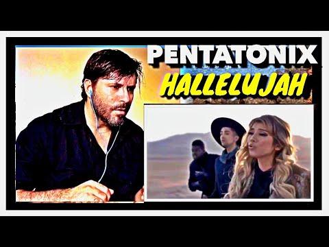 REACTION | Pentatonix - Hallelujah [OFFICIAL VIDEO]
