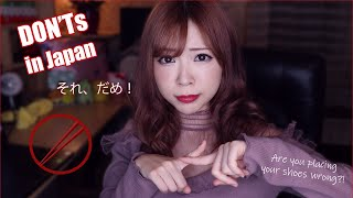 What NOT to d๐ in Japan + Learn Japanese Phrases