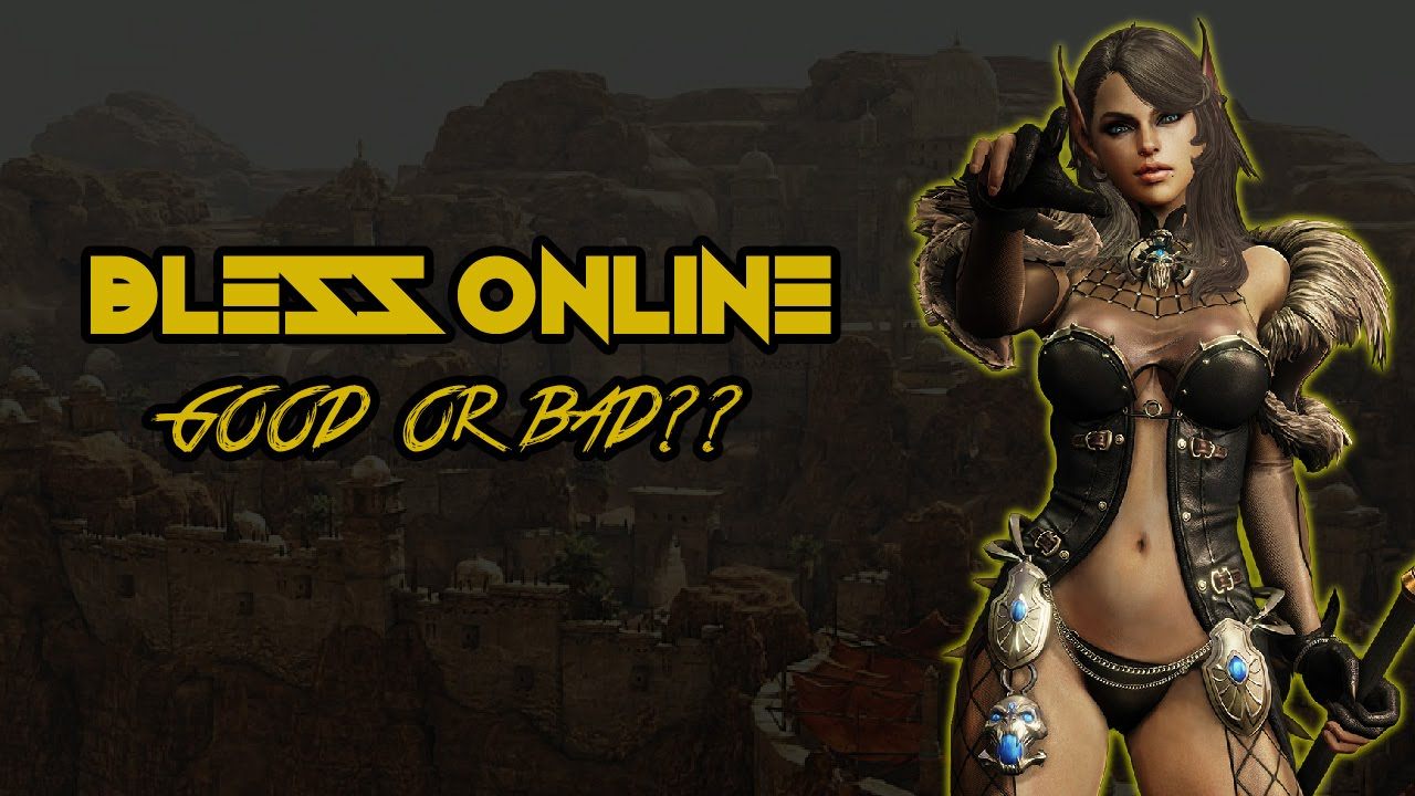 ... Desert Online to North America and Europe. Bless Online - Take a