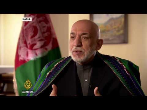Ex Afghan President Karzai slams US 'MOAB' bombing in Nangarhar