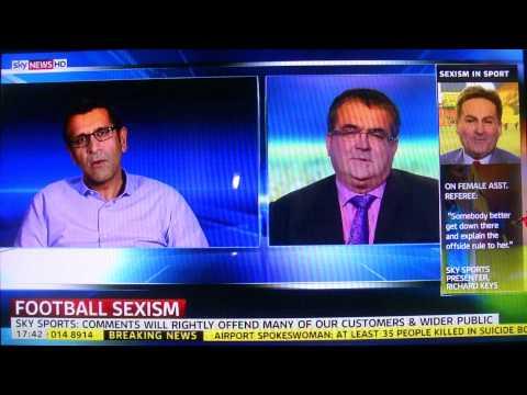 Richard Keys and Andy Gray 'Sexist' Debate