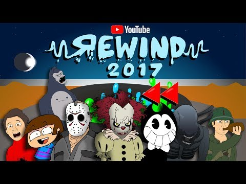 YouTube Rewind: Animation Edition 2017 | #YouTubeRewind
