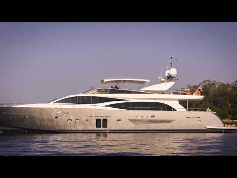 Come Aboard This Luxury Yacht On The Côte D'Azur