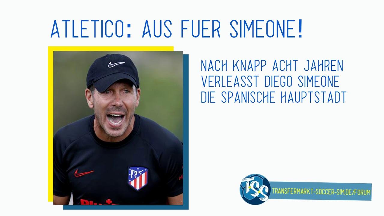 TSS-Teamvergabe: Atletico Madrid