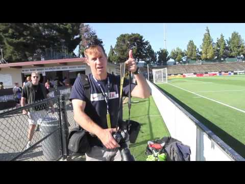 Lowepro S&F series™ for the sports photographer