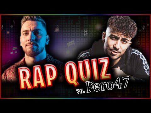 Rap QUIZ mit Fero47.