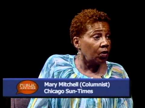 Mary Mitchell - Public Affairs - 2011-08-07