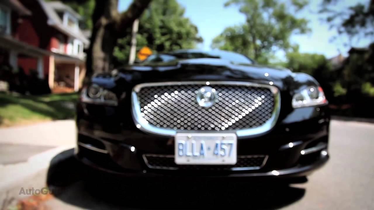 Jaguar XJL Review Looks French Drives German But Still - 2011 jaguar xjl reviews