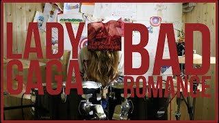 Bad Romance - Lady GaGa (Drum Cover by AleMusic)