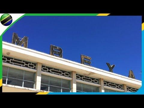 【TAZARA Railway】Mbeya station