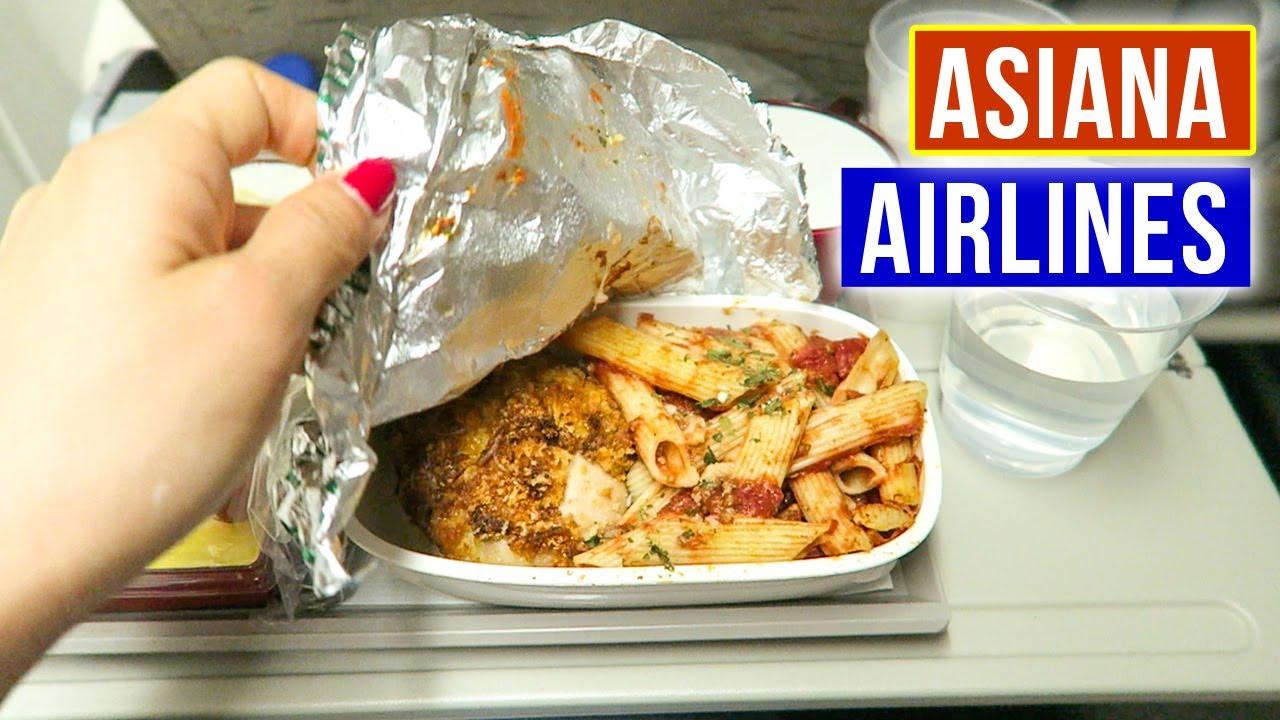 Asiana airlines experience san francisco to seoul incheon for Asiana korean cuisine restaurant racine
