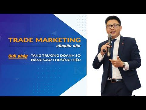 [Bài Giảng] Trade Marketing là gì? Cần những tố chất nào? Cơ hội thăng tiến có tốt không?