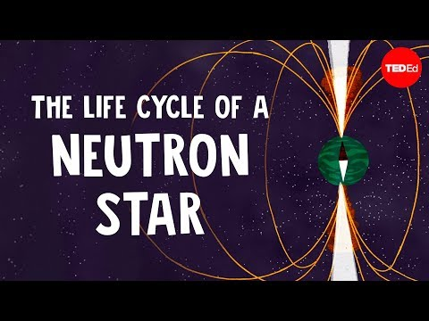 Video image: The life cycle of a neutron star - David Lunney