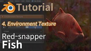 Blender tutorial (Red-snapper …