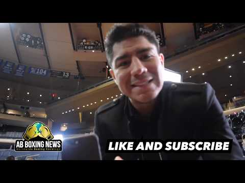 "Jessie Vargas: Manny Pacquiao on turning Broner into a punching bag? "" It can happen""! Spence/Garcia"