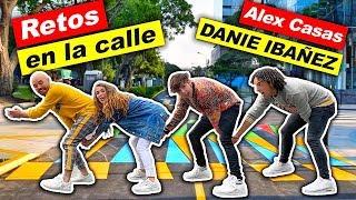 RETOS en la calle EXTREMO ft. Alex Casas & Danie Ibáñez