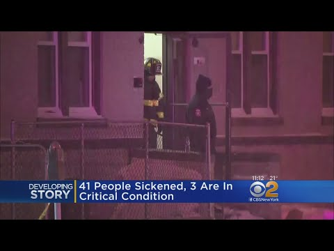 Girl Dead, 41 Injured In Perth Amboy CO Incident
