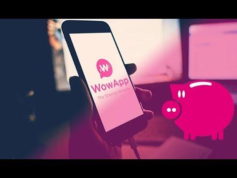 WowApp супер классный заработок с мобильного. Задания до 15$