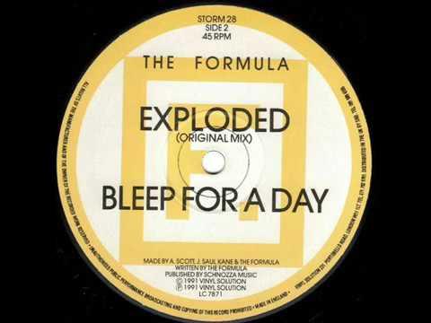 The Formula   Exploded original mix
