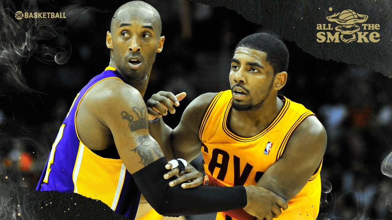 Phil Handy Says Kyrie & Kobe Are Two Of The Top 5 Most Skilled Players Ever | ALL THE SMOKE
