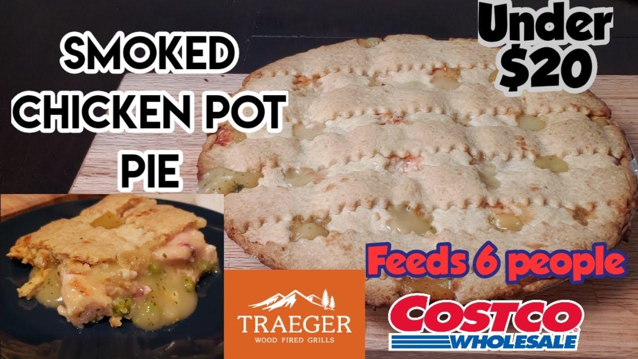 Costco Chicken Pot Pie Recipe