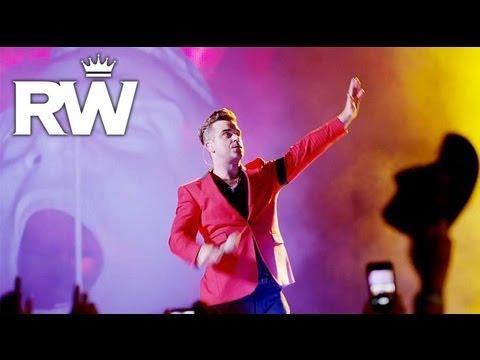 Robbie Williams | Skull | 'Feel' | Take The Crown Stadium Tour 2013