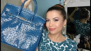 Ce se afla in geanta mea ?!? | Mademoiselle Lorraine