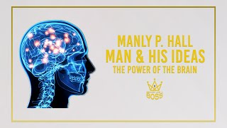 """Manly P. Hall - """"Once man gets hold of an idea, he is very likely to abuse it... especially when..."""""""