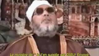 Abd Al Hamid Kichk Rahimaho ALLAH. Ange De La Mort et Salomon ( Sous titré en français).avi