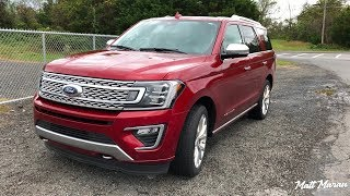 Quick Drive: 2018 Ford Expedition Platinum