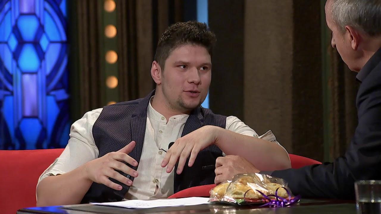 2. Jiří Rajniš - Show Jana Krause 20. 6. 2018