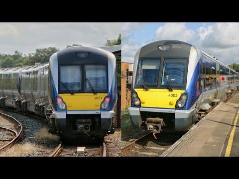 Trains @Derry & Coleraine - 18th August 2019